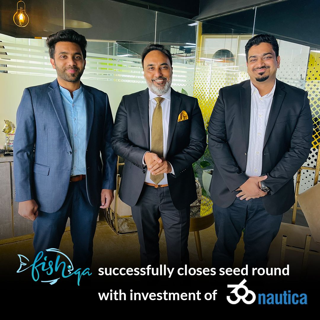 Fish.qa Startup Successfully Closes Its Seed Investment Round